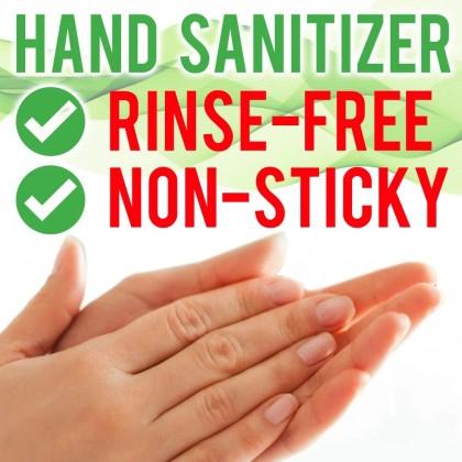 *READY STOCK* Kleenso HAND SANITIZER 4 Liter - Anti Bacterial / Sanitiser Pembersih Tangan Pembasmi Kuman [ KILLS 99.9% GERMS ] Clinicially Tested