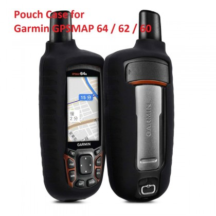 *Ready Stock *Silicon Pouch for Garmin GPSMAP 64 / 64s / 64st / 62 / 60