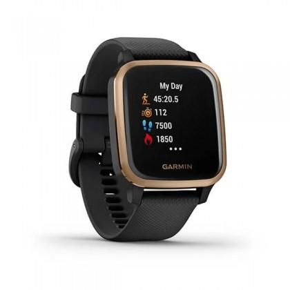 Garmin Venu SQ Music AMOLED Touch Screen Smart Watch (*2 Years Warranty)